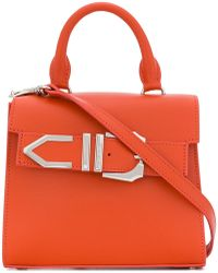 Versus - Iconic Buckle Tote - Lyst