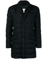 Moncler - Layered Padded Coat - Lyst