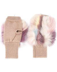 Jocelyn - Fingerless Gloves - Lyst
