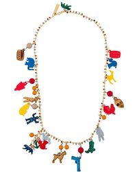 Marni - Charm Necklace - Lyst