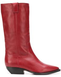 The Seller - High Pointed Boots - Lyst