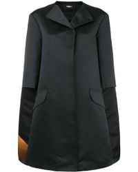 Yang Li - Cropped Sleeves Coat - Lyst