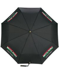 Moschino - Couture! Print Umbrella - Lyst
