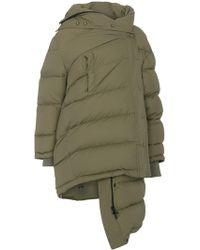 Balenciaga - Pulled Puffa Jacket - Lyst
