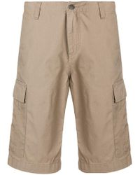 Carhartt - Knee Length Bermuda Shorts - Lyst