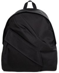 Eastpak - X Raf Simons Black Classic Backpack - Lyst