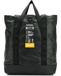 DIESEL - Volpago Tote Bag - Lyst