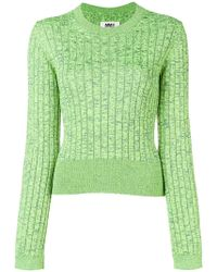 MM6 by Maison Martin Margiela Slim-fit Pullover