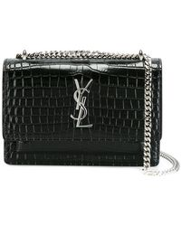 Saint Laurent - 'sunset Monogram' Chain Wallet - Lyst