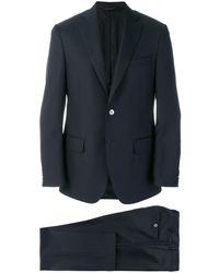 Dell'Oglio - Slim-fit Classic Suit - Lyst