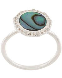 Astley Clarke - Abalone Luna Ring - Lyst