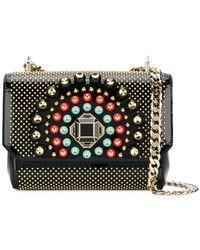 Elie Saab - Embellished Small Shoulder Bag - Lyst
