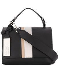 Calvin Klein - Colour-block Shoulder Bag - Lyst