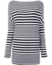 I'm Isola Marras - Striped Top - Lyst