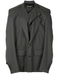 Y. Project - Double Tailored Jacket - Lyst