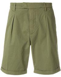 Dondup - Designer Tailored Shorts - Lyst
