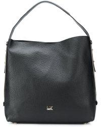 cfdb57ed747df4 MICHAEL Michael Kors Voyager Tote Bag in Black - Lyst