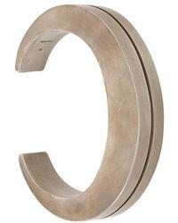 Parts Of 4 - Crescent Crevice Bracelet - Lyst