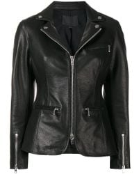 Alexander Wang - Full-zipped Jacket - Lyst