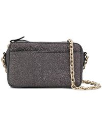 RED Valentino - Textured Shoulder Bag - Lyst