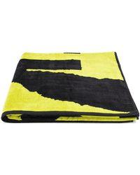 DIESEL - Bmt-helleri Large Beach Towel - Lyst