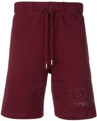 DIESEL - Umlb-pan Shorts - Lyst