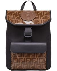 Lyst - Sac à dos Monster John Booth Fendi pour homme 47a10ad6eb4