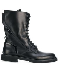 Bruno Bordese - Zipped Boots - Lyst