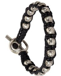 Tobias Wistisen - Weaved Beads Bracelet - Lyst