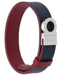 Ferragamo - Gancio Strap Bracelet - Lyst
