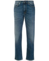 Mauro Grifoni - High Waisted Jeans - Lyst