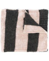 Faliero Sarti - Long Striped Scarf - Lyst