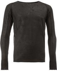 Rochas - Round Neck Sweater - Lyst