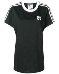 adidas - 3-stripes T-shirt - Lyst