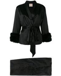 Maguy De Chadirac - Night-gown Top - Lyst