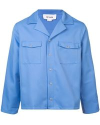 Sunnei - Chest Pocket Shirt - Lyst