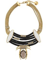 Camila Klein - Millipede Necklace - Lyst