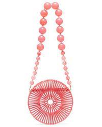 Cult Gaia - Pink Luna Shoulder Bag - Lyst