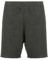 Yeezy - Boxy Distressed Shorts - Lyst