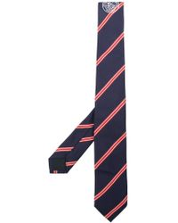 MSGM - Diagonal Stripe Tie - Lyst