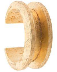 Parts Of 4 - Open Back Cuff Bracelet - Lyst