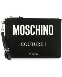 Moschino - Clutches - Lyst