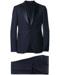 Tagliatore - Dinner Suit - Lyst