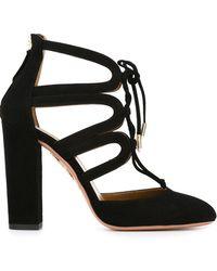 Aquazzura - 'holli' Court Shoes - Lyst