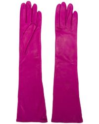 Erika Cavallini Semi Couture - Long Gloves - Lyst