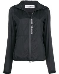 Paco Rabanne - Black Raincoat - Lyst