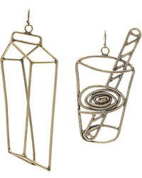 Rosie Assoulin - Oversize Earrings - Lyst