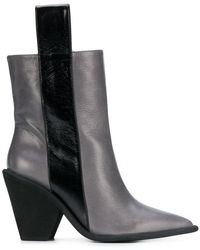 Paloma Barceló - Pointed Toe Ankle Boots - Lyst