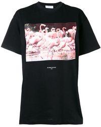 ih nom uh nit - Flamingo Printed T-shirt - Lyst