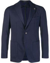 Tagliatore - Tailored Blazer - Lyst